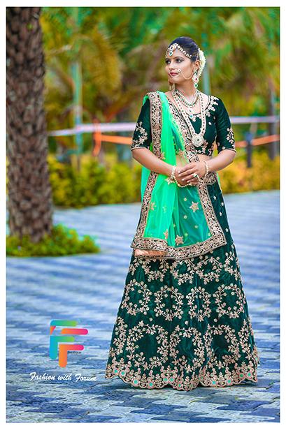 Bridal Wear On Rent In Vadodara Wedding Outfits On Rent In Vadodara